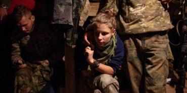 Американський фотограф зробила унікальні світлини жінок-воїнів АТО. ФОТО