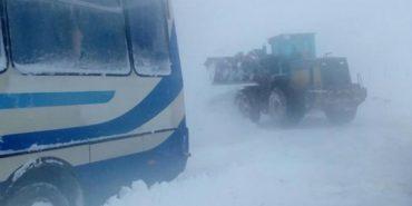 На Прикарпатті перекинувся автобус з дітьми