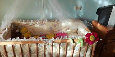 Дитину, залишену на дві доби без нагляду, повернуть матері. ФОТО