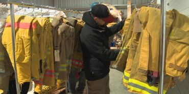 Канадський пожежник оголосив збір спорядження для колег в Україні