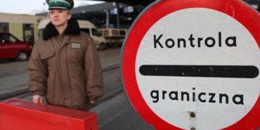 Довжелезна черга з 1160 автівок утворилася на кордоні з Польщею