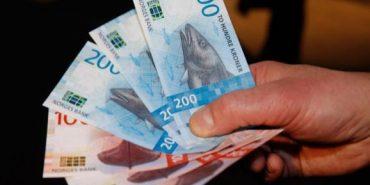 Найкрасивіші банкноти світу випустили у Норвегії
