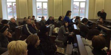 Громадські слухання схвалили встановлення в Коломиї установки для термічного знищення біовідходів