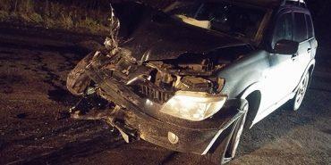 З'явилися фото трагічної ДТП на Коломийщині, у якій загинуло двоє молодих людей
