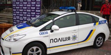 Поліція Прикарпаття розпочала відпрацювання для стабілізації криміногенної ситуації в області