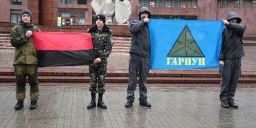 На патріотичний семінар-тренінг на Прикарпаття приїхали активісти з 15 областей України. ФОТО