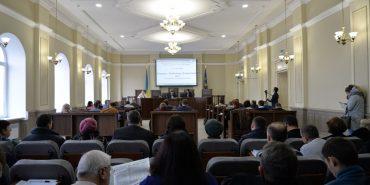 Сесія Коломийської міськради: про будівництво басейну та громадський бюджет. ФОТО