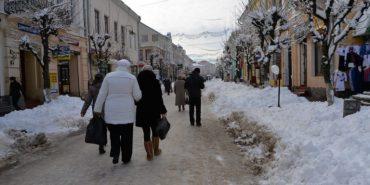"""""""Нерозчищені дороги в Коломиї лише у віддалених кутках міста"""", – начальник ВУКМ"""