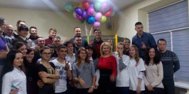 У Чернівцях запрацює реабілітаційний простір для дітей з аутизмом, кошти на який збирали на благодійному аукціоні в Коломиї. ФОТО