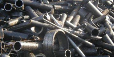 У Коломиї правоохоронці виявили незаконне перевезення металобрухту