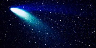 У ніч на 1 січня українці зможуть побачити комету
