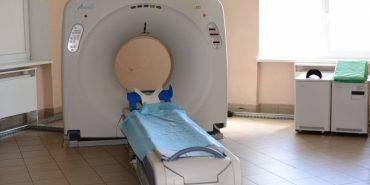 На Прикарпатті хворим доступний лише один томограф, який працює в аварійному режимі