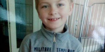 9-річний Андрій Павлюк з Коломиї, якого розшукувала поліція, знайшовся. ФОТО