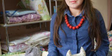 Святковий настрій своїми руками: коломиянки Ірина Куриляк та Марина Матейчук створюють іграшки та прикраси