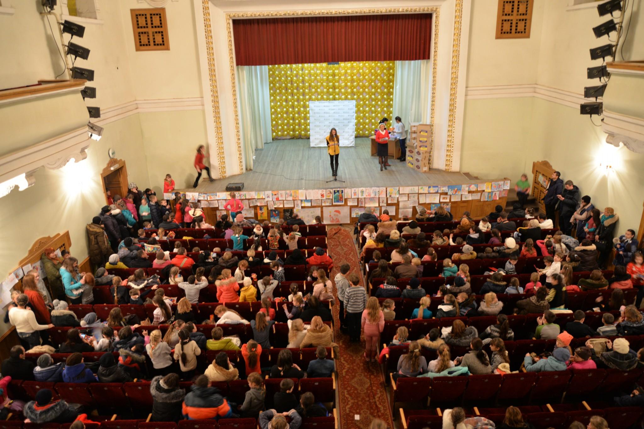 Понад 400 дітей з цілої Коломийщини долучилися до конкурсу малюнків від Міжнародного благодійного фонду