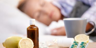 Захворюваність на грип та ГРВІ на Прикарпатті стрімко зростає