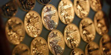 Сьогодні НБУ вводить в обіг три пам'ятні монети. ФОТО