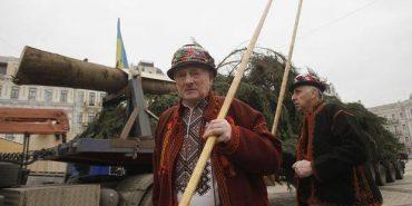 Завтра з Надвірнянщини до столиці відправлять головну ялинку України