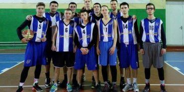 У Чемпіонаті області з баскетболу коломияни перемогли Івано-Франківський медуніверситет