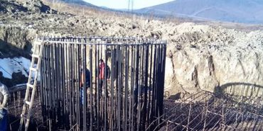 На Прикарпатті розпочали будівництво вітряної електростанції потужністю 6 МВт