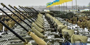 Україна увійшла до ТОП-10 світових постачальників зброї