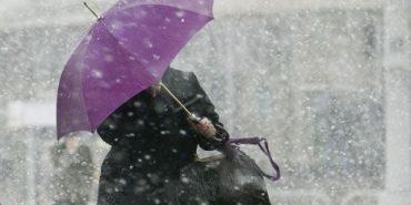 З 25 грудня очікується погіршення погодних умов