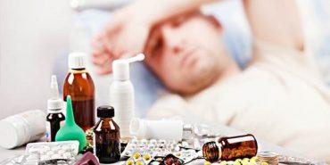 В Україні лютує грип: епідпоріг не перевищено лише на Прикарпатті, Одещині та Харківщині