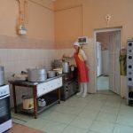 """Благодійний Фонд """"Покуття"""" відремонтував кухню та пральню у Коломийському геріатричному будинку."""