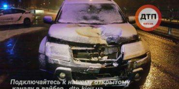 У Коломиї шукають свідків ДТП, яка трапилася на Карпатській. ФОТО
