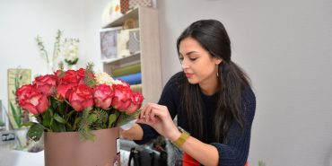 """Квіткове ельдорадо на Валовій: як працює студія декору та флористики """"Flora Decor"""". ФОТО"""