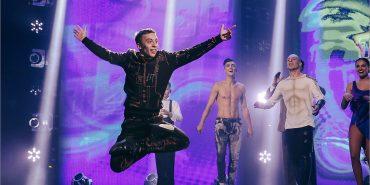"""Голосуйте сьогодні в прямому ефірі за одного з кращих учасників """"Танцюють всі"""" коломиянина Влада Курочку"""