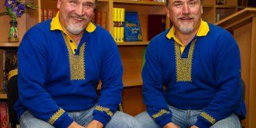 Брати Капранови у Коломиї представлять новий роман