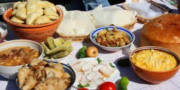 Що їдять мешканці різних областей України. ІНФОГРАФІКА