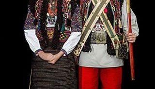 Onuka і The Maneken одягли гуцульські весільні костюми. ФОТО