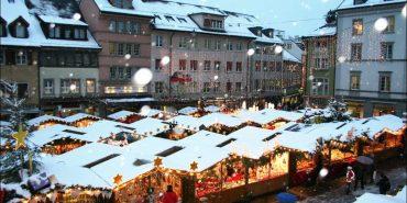 Різдвяна Швайцарія зсередини: журналістка з Коломиї про традиції святкування