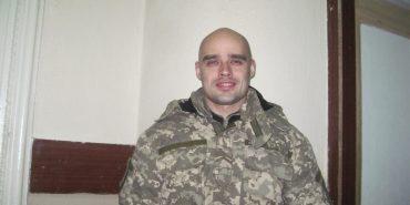 """Історія військового 10-ї бригади, який пробув у полоні: """"Війна вибрала мене…"""""""