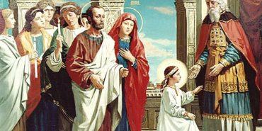 Сьогодні християни відзначають свято Введення у Храм Пресвятої Богородиці