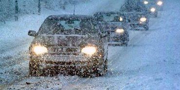 Служба автодоріг Прикарпаття закликає водіїв бути готовими до складних погодних умов