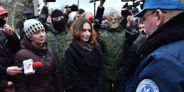 Бойовики звільнили з полону прикарпатську журналістку Ольгу Сворак