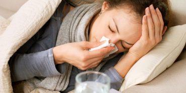 Більше трьох тисяч людей захворіло за один день на грип та ГРВІ на Прикарпатті