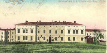 Міністерство культури рекомендує внести касарні в Коломиї до реєстру пам'яток архітектури. ФОТО