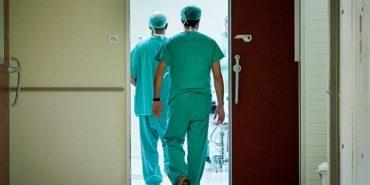 У Франківській лікарні помер чоловік, який вчора випав з шостого поверху