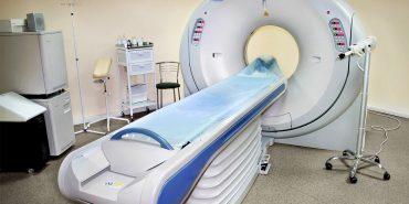 В обласній лікарні купили запчастини до томографа