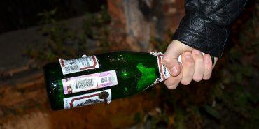 Мешканця Івано-Франківщини у готелі Києва вдарили пляшкою по голові. ФОТО