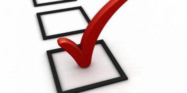 На Коломийщині допустили помилку у виборчому бюлетені. ФОТО