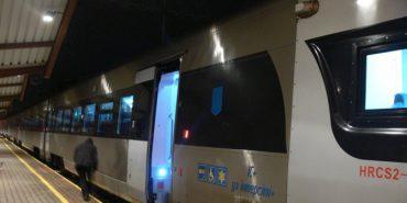 Укрзалізниця запустила новий швидкісний поїзд Київ – Львів – Перемишль