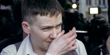 """""""Батьківщина"""" вирішила виключити Савченко з фракції"""