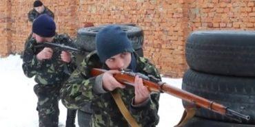 Вперше на Франківщині провели навчання з територіальної оборони, залучили й школярів. ВІДЕО
