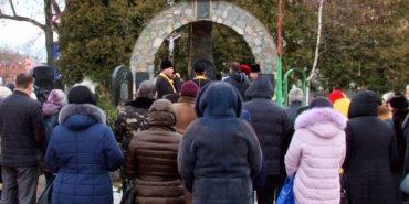 Ліквідаторів аварії на Чорнобильській АЕС вшанували у Коломиї. ВІДЕО