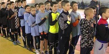 На Коломийщині пройшов турнір з міні-футболу серед учнів. ВІДЕО